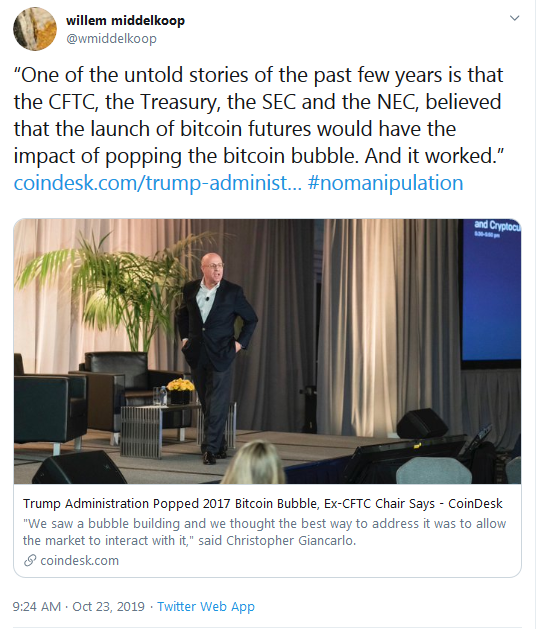bticoin cme bubble pop 1