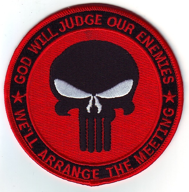 Punnisher Patch