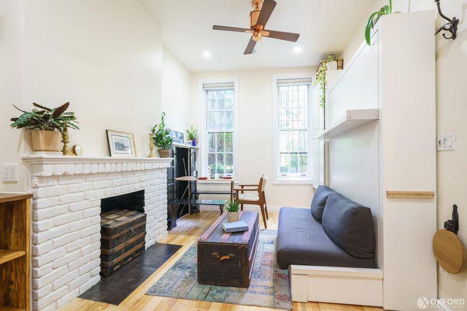 Micro Apartment in NYC West Village 1