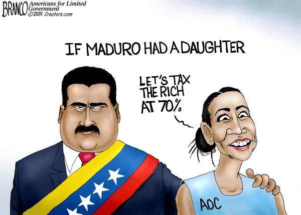 If Maduro Had A Daughter