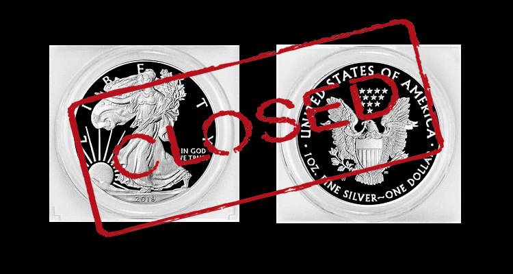 U.S. Mint History and American Silver Eagles Sell Out AgainU.S. Mint History and American Silver Eagles Sell Out Again