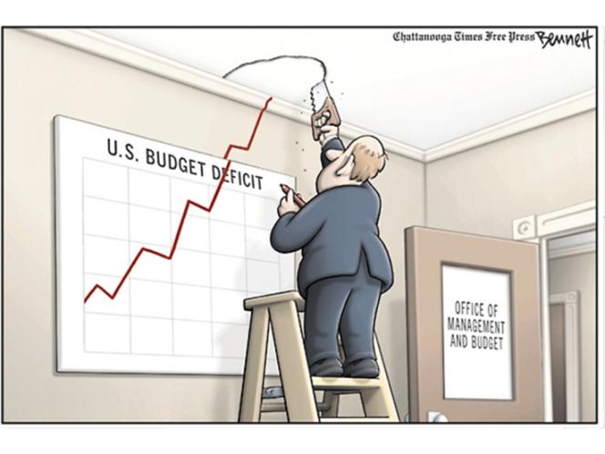 U.S. Budget Deficit - Debt Ceiling