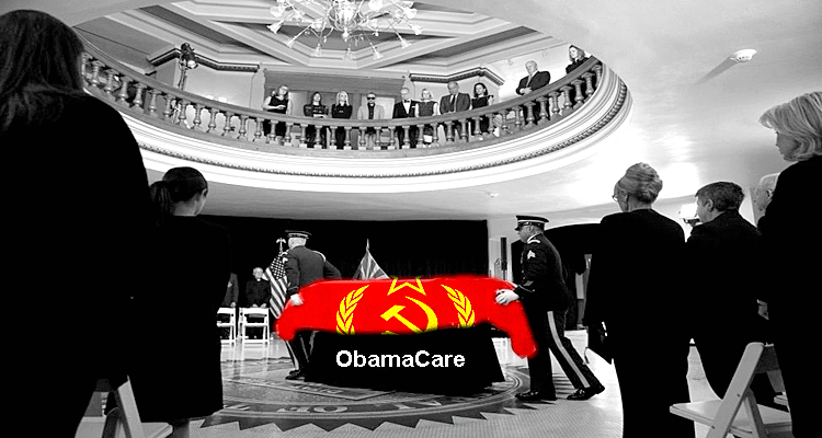 ObamaCare: It Had to Pass to Know What's in It