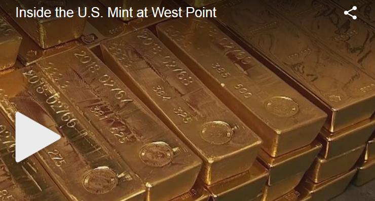 West Point Mint Vault Video Screen Shot