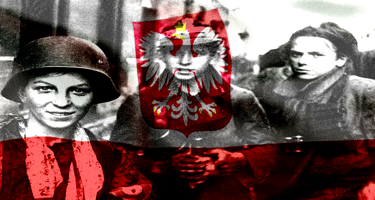 No Appeasement by the Polish Resistance and They Deserve Reparations