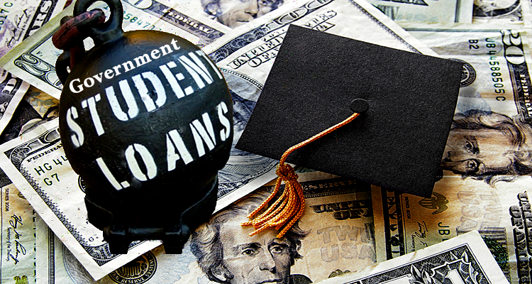 Record Student Loan Debt, Delinquencies, and the Clueless Democrat Freebie Mob