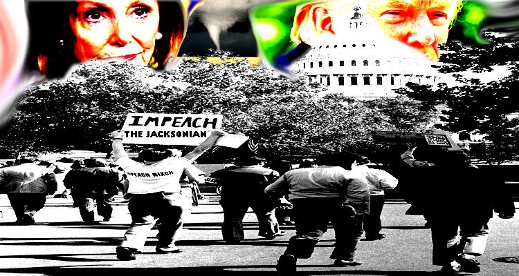 Bureaucratic Coup Desperation Devolves Into an Impeachment Inquiry of Ellipses