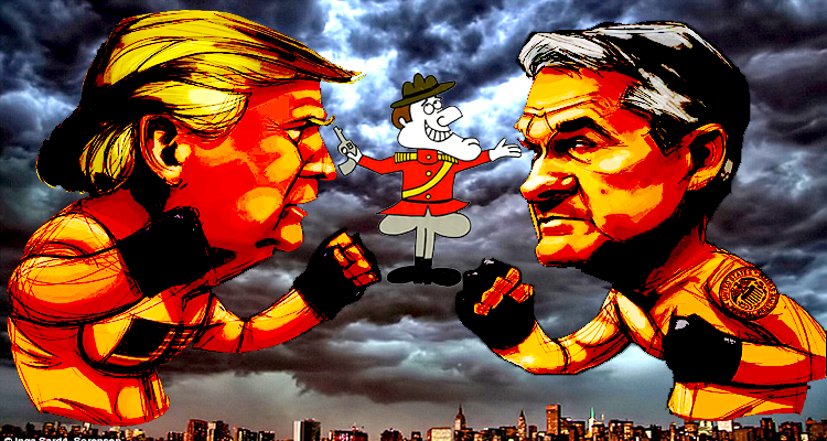 Fed's Constraint of the POTUS and 2020 Election – Global Financial Crisis Looming