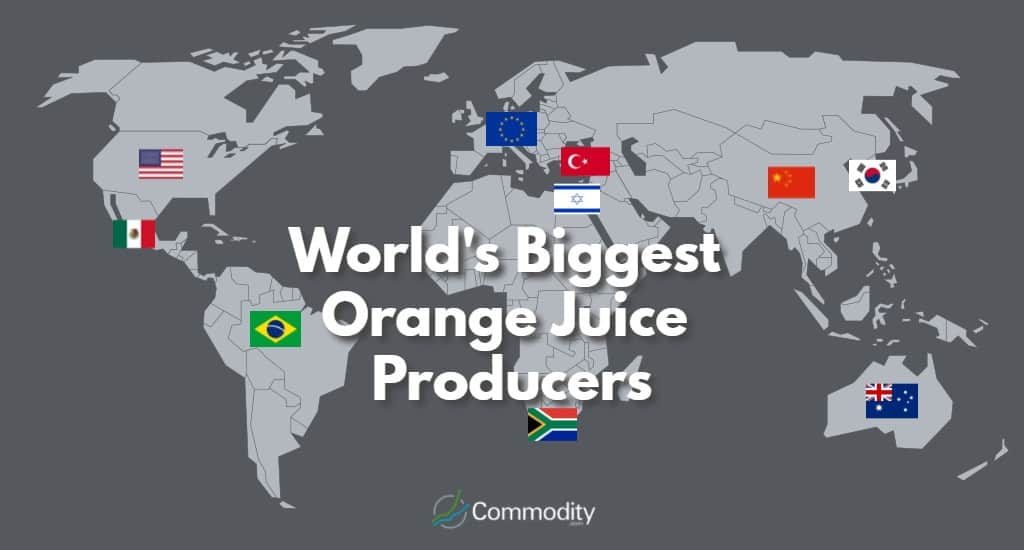World Largest Orange Juice Producers