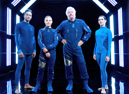 Under Armour Spacesuits