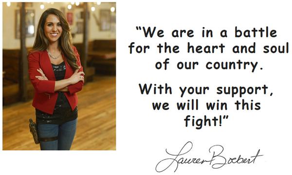 Lauren Boebert for Congress