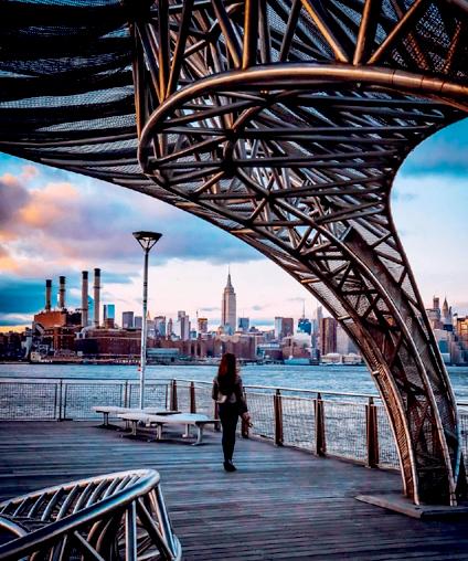 North Williamsburg Brooklyn Ferry Pier