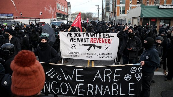 Revolutionary Anarchy in the USA