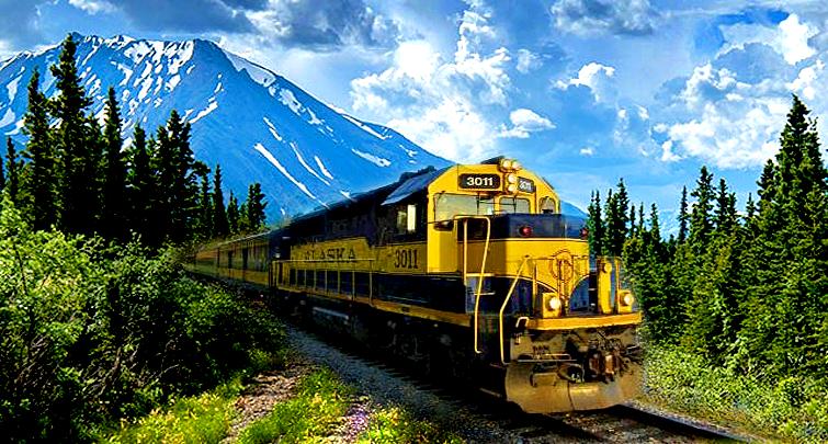 A Railroad Megamerger and the Alaska-Alberta Rail Project