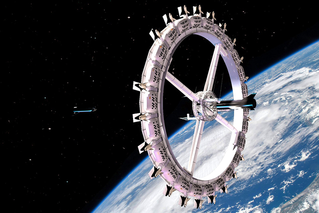 Voyager Space Station