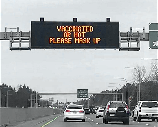 Mask Up Vaxed Or Not