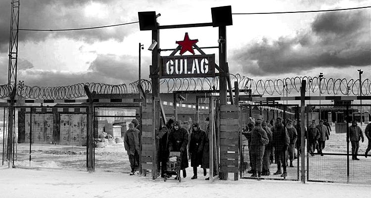 The American Gulag