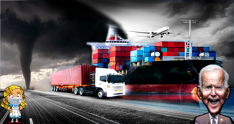 Shipping and Supply Chain Crisis Will Not End Anytime Soon
