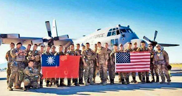 U.S. Forces in Taiwan